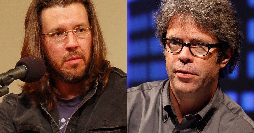 David Foster Wallace e Jonathan Franzen
