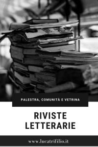 Riviste letterarie: risorsa per aspiranti autori
