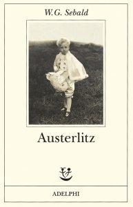 Copertina Austerlitz - W.G. Sebald